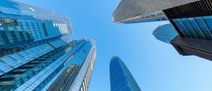 Business skytower